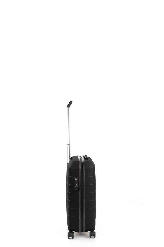 BOX 2.0 Cabin Trolley 55cm 4W Black