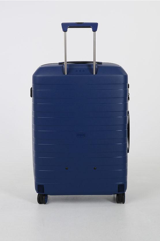 BOX 2.0 Medium Trolley 4W Blue