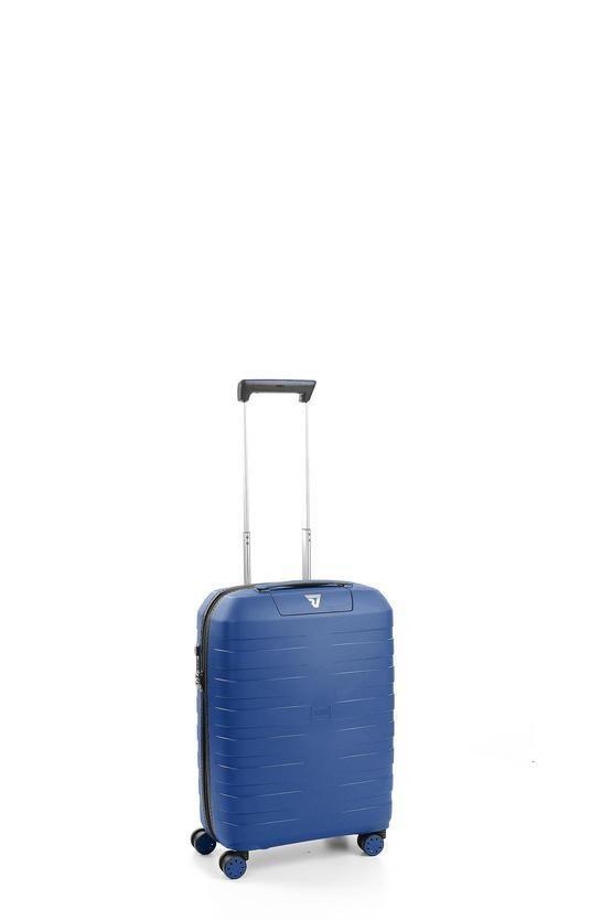 BOX 2.0 Trolley Cabina 55cm 4R Blu