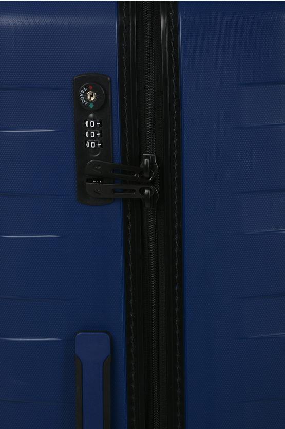 BOX 2.0 Trolley Grande 4R Blu