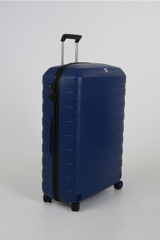 BOX 2.0 Trolley Grande 4R Blu