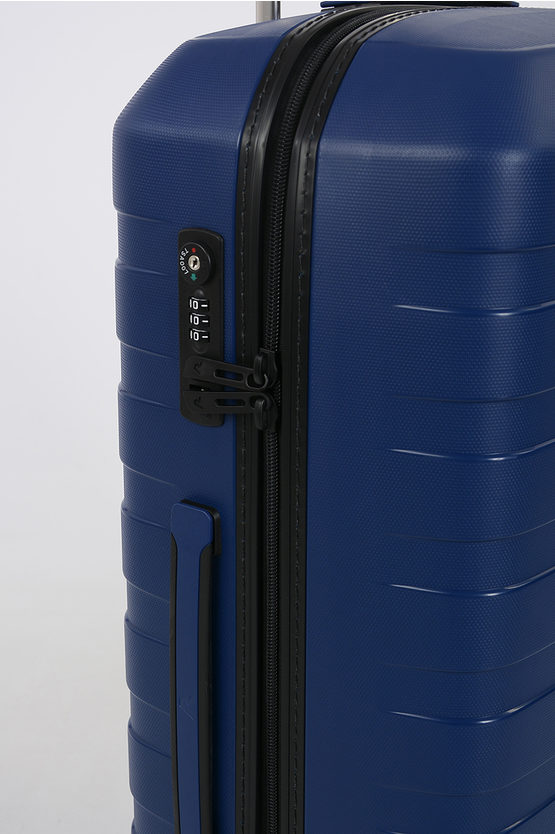 BOX 2.0 Trolley Medio 4R Blu