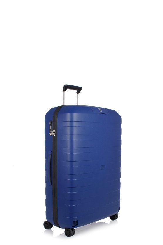 BOX Trolley Grande 78cm 4R Blu