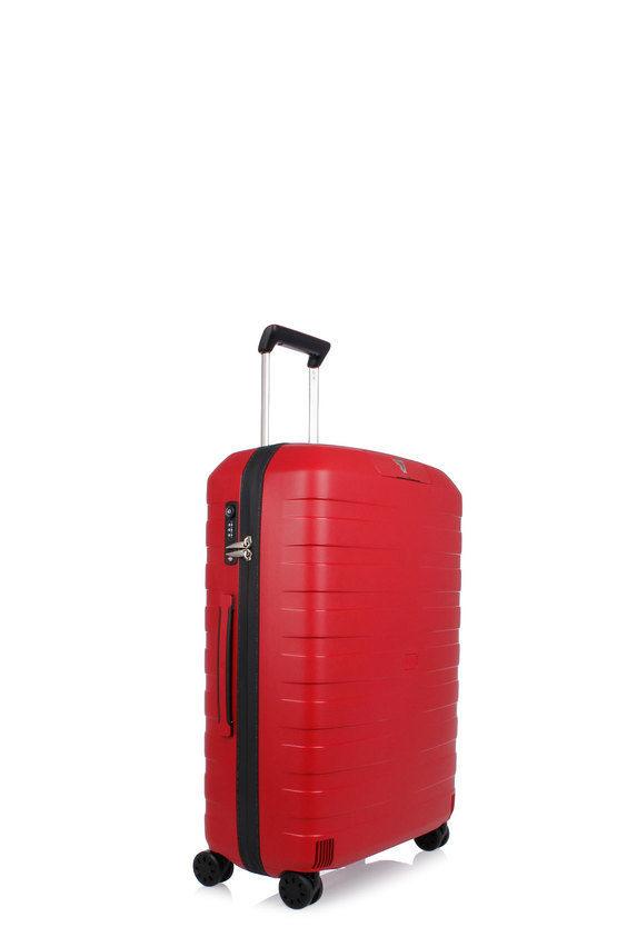 BOX Trolley Medio 69cm 4R Rosso