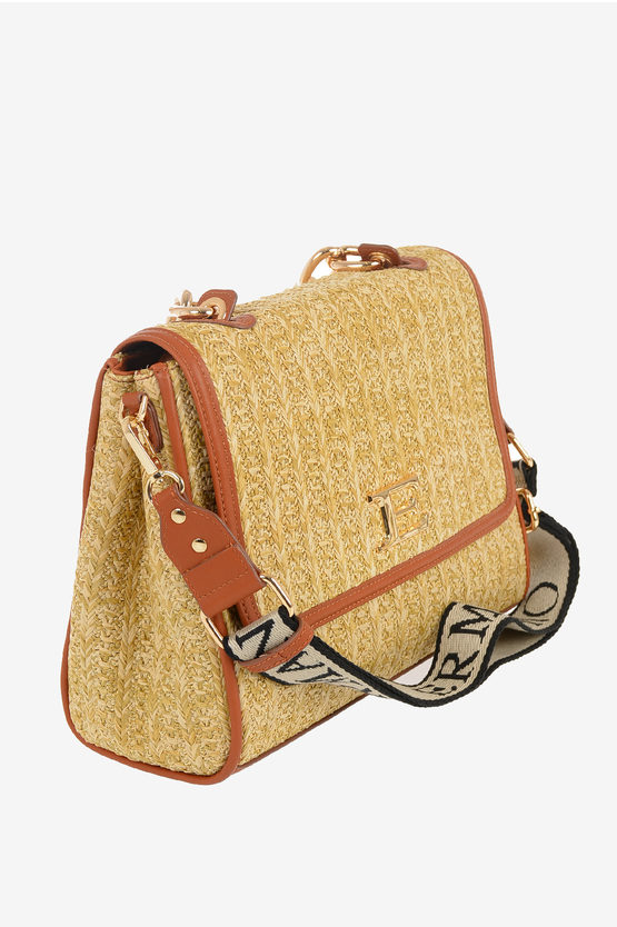Braided SMALL FLAP GLORIA Small Bag