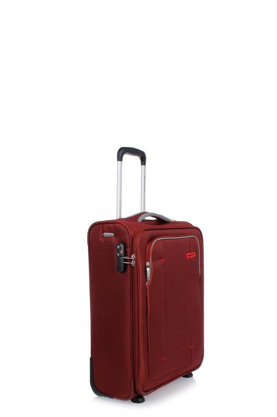 BREEZE Trolley Cabina 55cm 2R Rosso