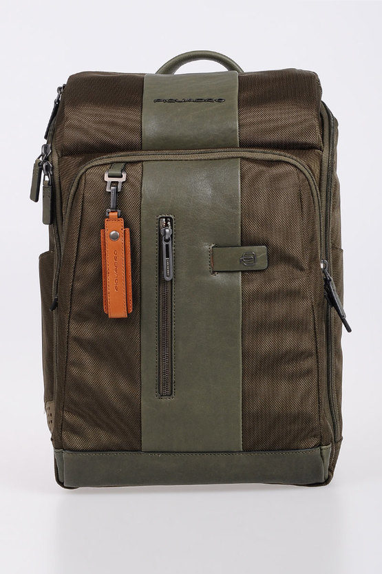 BRIEF Backpack for PC/iPad Green