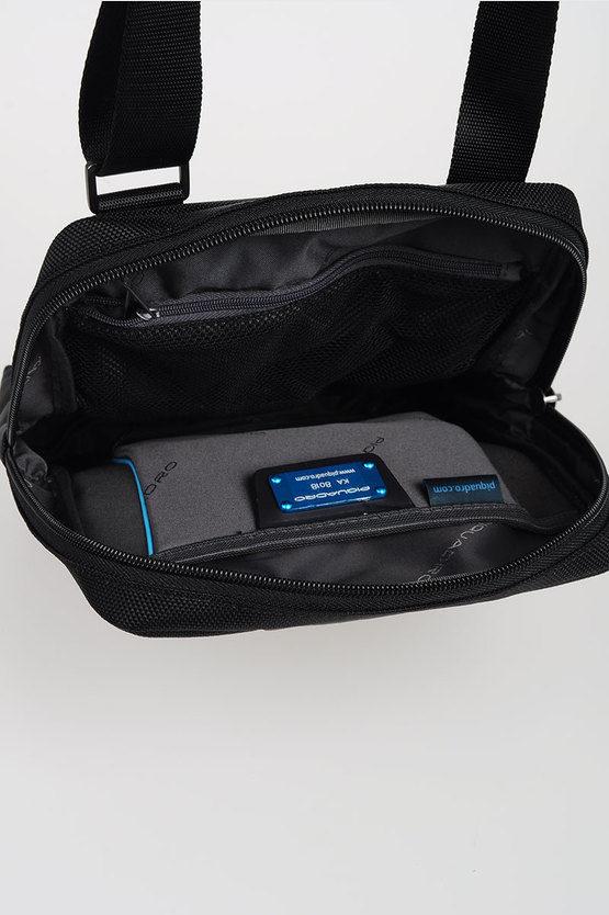 BRIEF Borsa a Spalla porta iPad Pro Nero