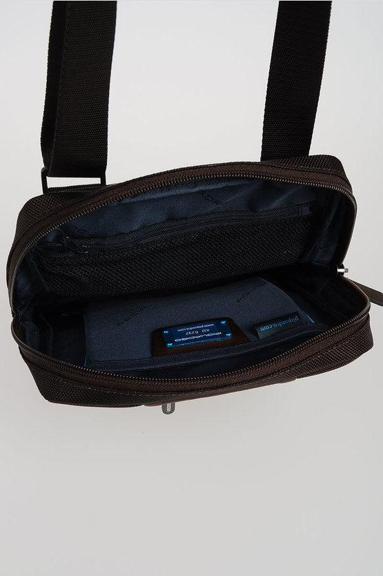 BRIEF Borsa a Spalla porta iPad Pro Testa di Moro