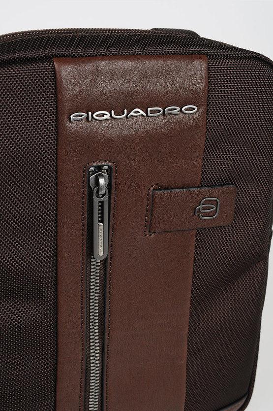 BRIEF Crossbody Bag for iPad Pro Dark Brown