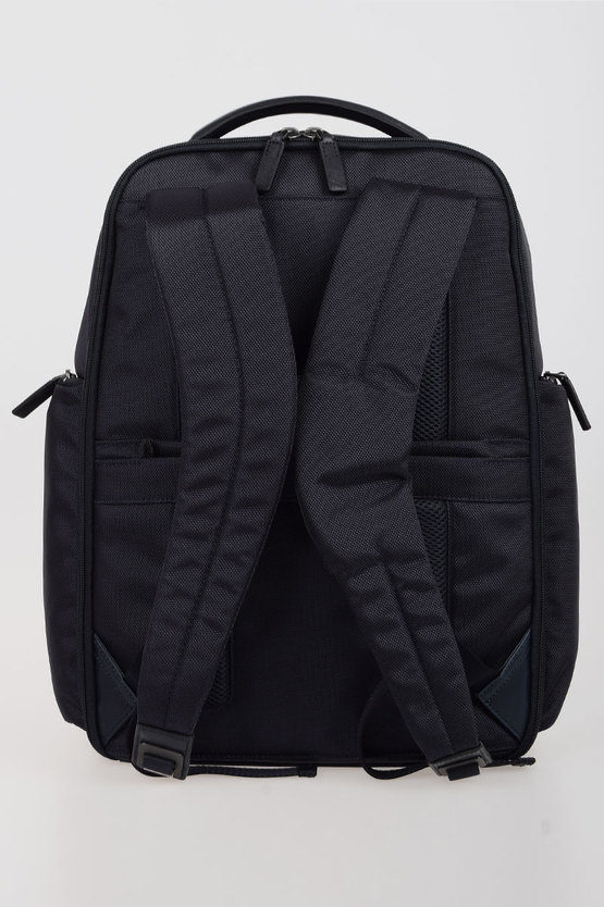 BRIEF Fast-check Backpack for PC/iPad Blue