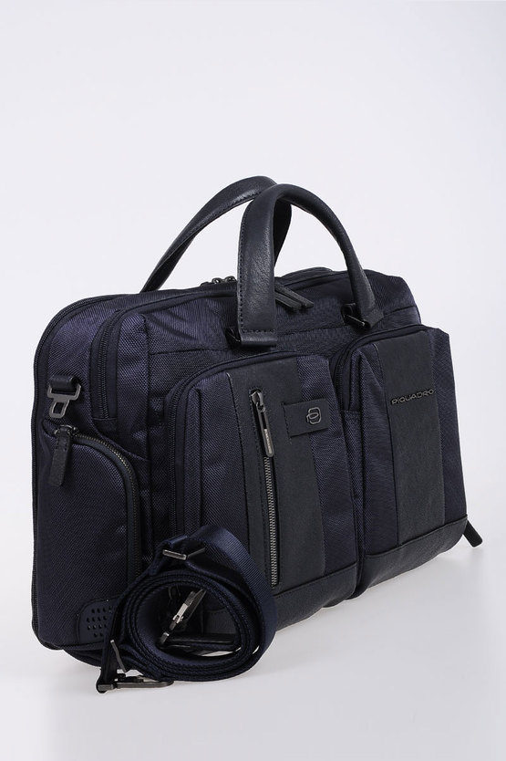 BRIEF fast-check Business Bag for PC/iPad Blue