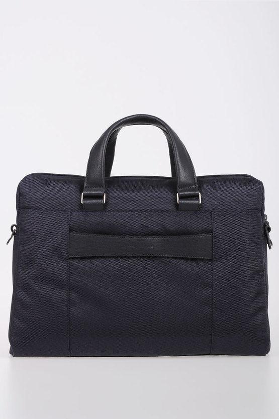 BRIEF Laptop Briefcase Blue