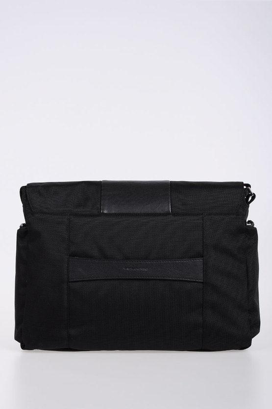 BRIEF Messenger Bag for PC/iPad Black
