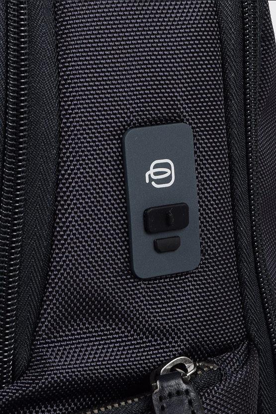 BRIEF Zaino Fast-check porta PC/iPad Blu