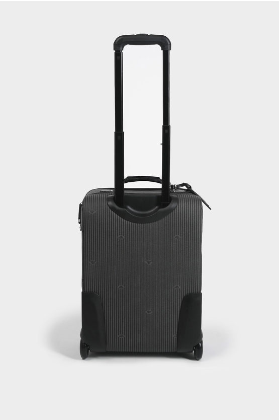 Cabin Trolley 50cm 2W Grey Black