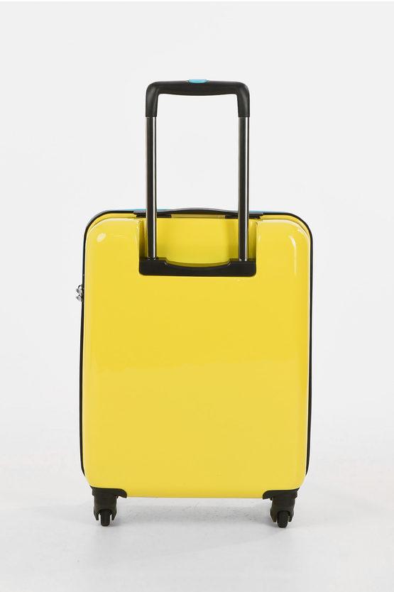 Cabin Trolley 55cm 4W Yellow