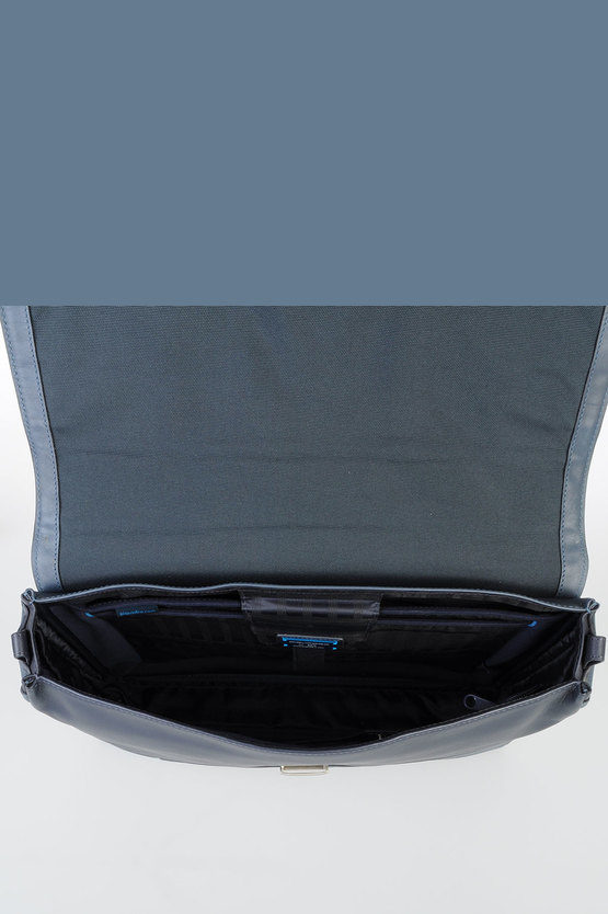 CARY Cartella porta PC iPad®Air/Pro 9.7 Espandibile Blu