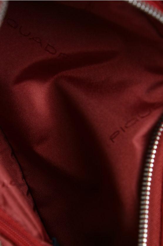CELION Pochette in Tessuto rosso
