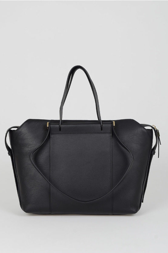 CIRCLE Borsa Shopping Nero