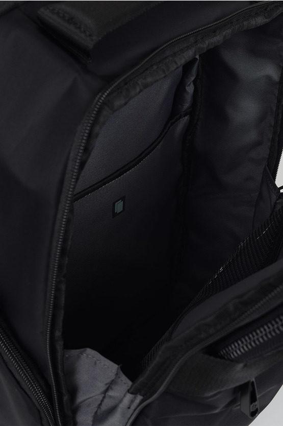 CITYVIBE Laptop Backpack 16'' Expandable Black