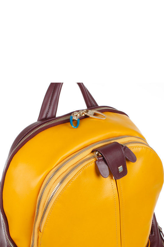 COLEOS Laptop Backpack Yellow