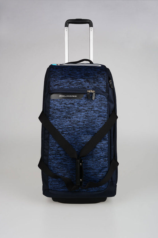 COLEOS Travel Bag With Wheels Blue