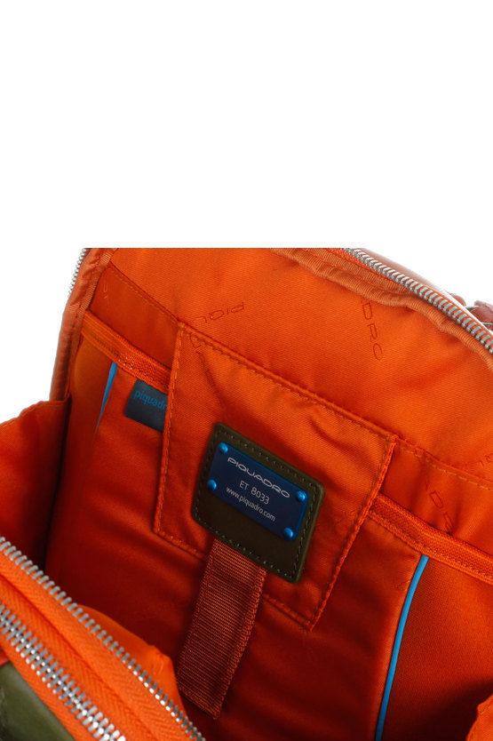 COLEOS Zaino Piccolo con Protezione Anti-pioggia Arancio