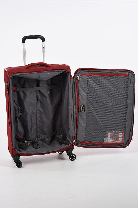 CONNECTION Medium Trolley 67cm 4W Dark Red