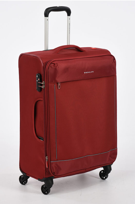 CONNECTION Trolley Medio 67cm 4R Rosso