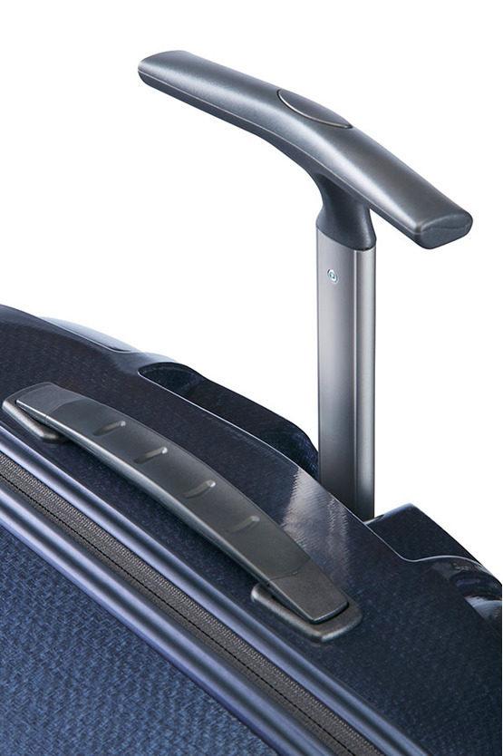 COSMOLITE Trolley Grande 81cm 4R Blu