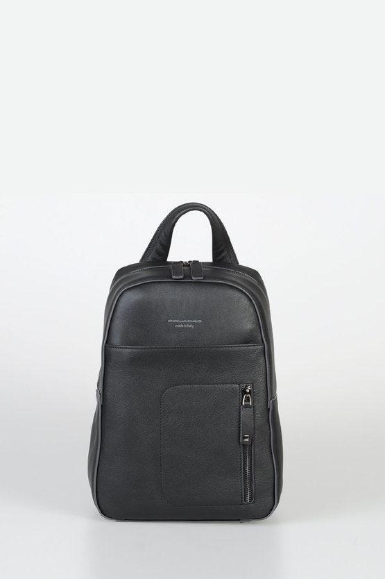 DAVID Laptop Backpack Black