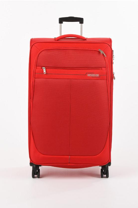 DEEP DIVE Trolley Grande 78cm 4R Espandibile Red/Grey