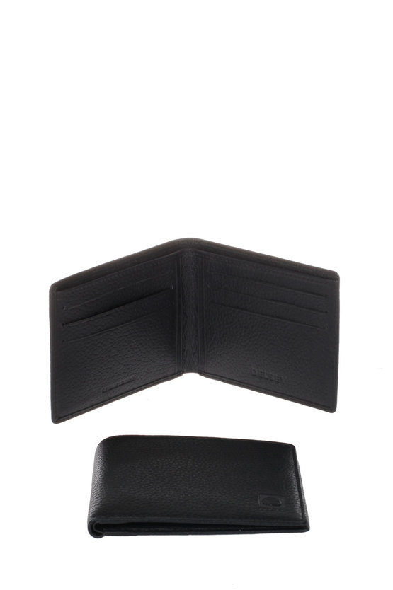 DEMAIN Wallet Black
