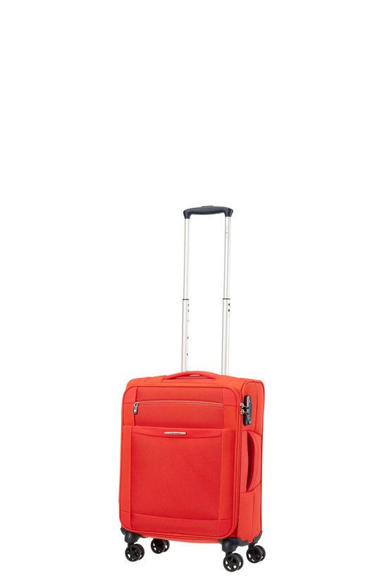 DYNAMO Trolley Cabina 55cm 4R Rosso Mandarino