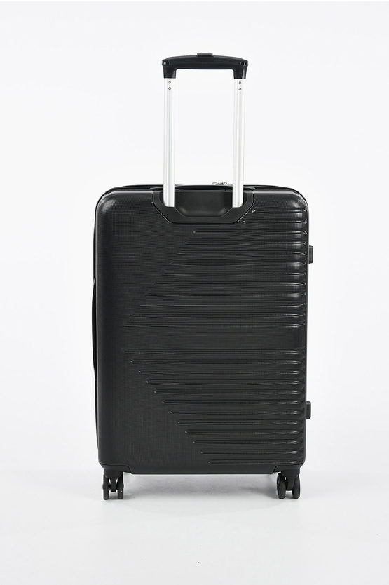 ELECTRA Medium Trolley 66cm 4W Expandable Black