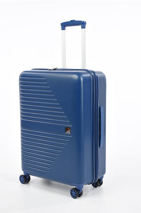 ELECTRA Medium Trolley 66cm 4W Expandable Blue
