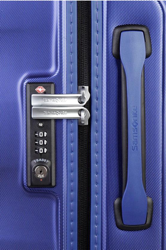 ENGENERO DIAMOND Trolley Medio 69cm 4R Blu