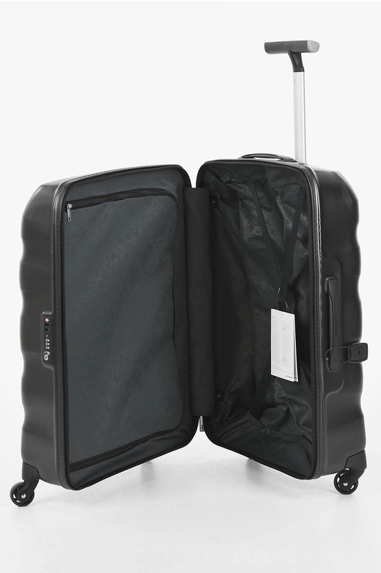 ENGENERO DIAMOND Trolley Medio 69cm 4R Nero