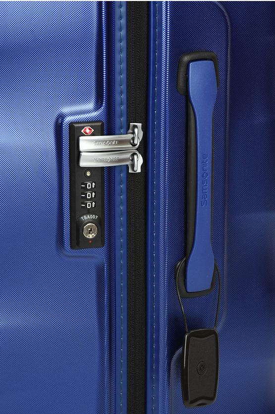 ENGENERO Large Trolley 75cm 4W Oxford Blue