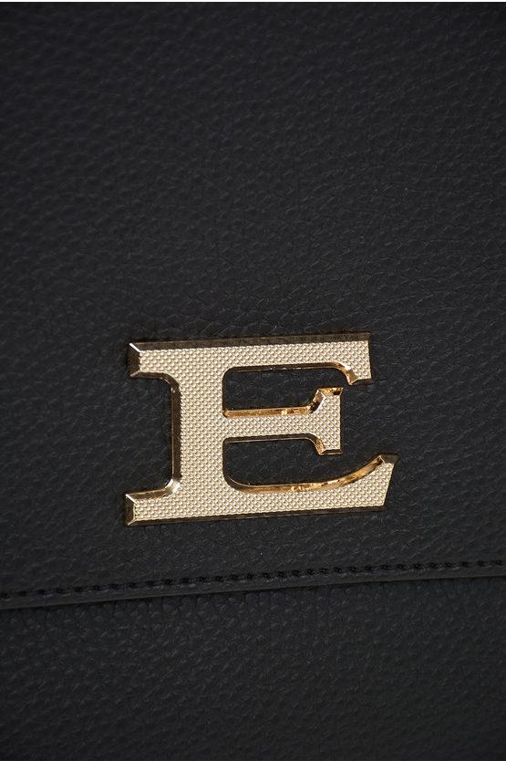 ERMANNO Borsa Tote FLAP EBA in Ecopelle
