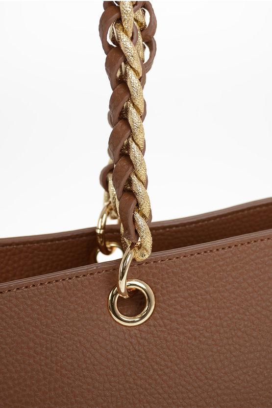 ERMANNO Faux Leather EBA tote bag