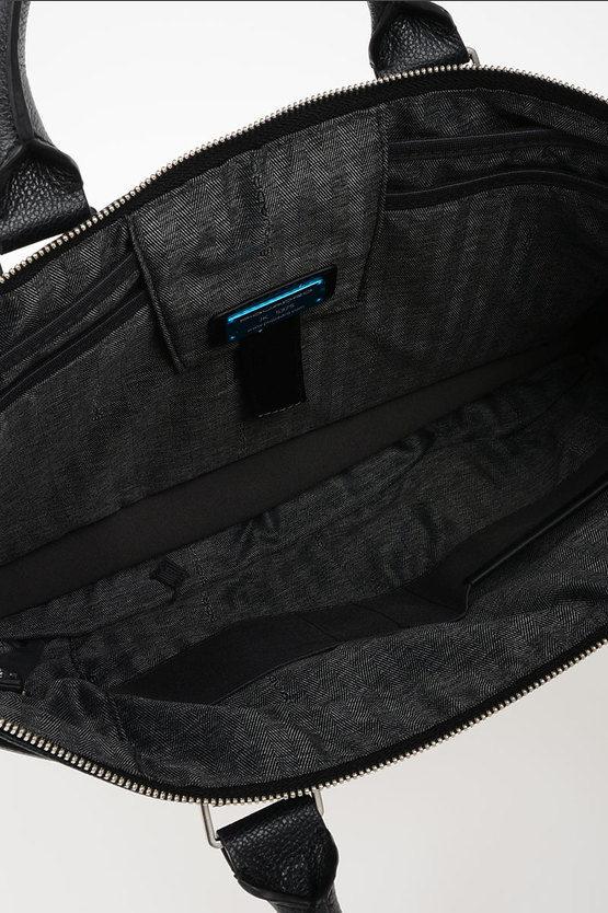 ERSE Cartella porta PC Espandibile Nero
