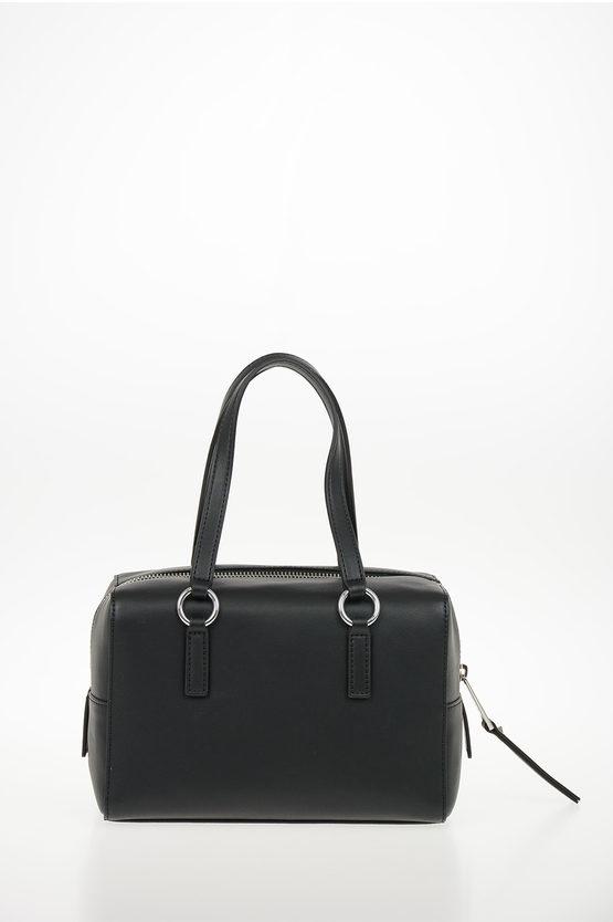 Faux Leather BRIZON Trunk Bag
