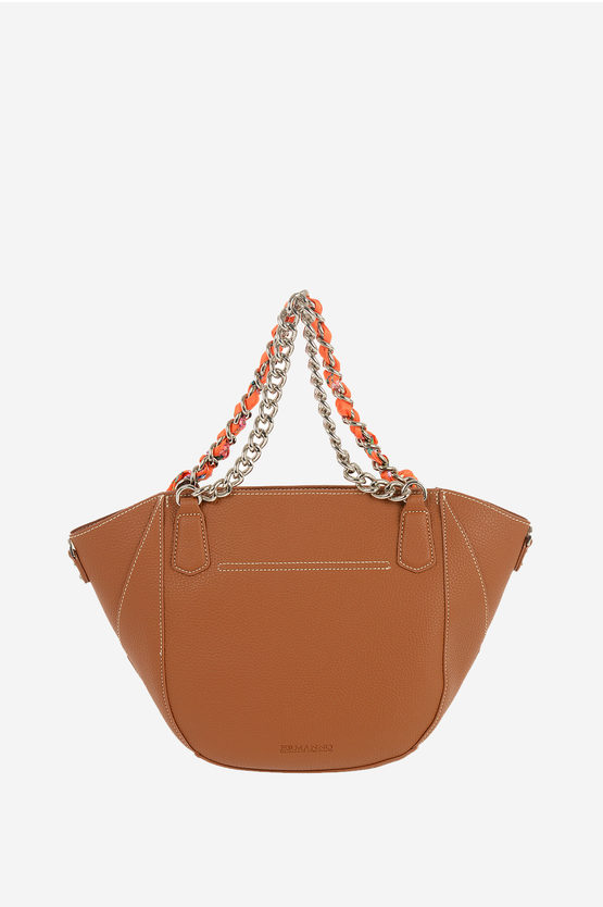 Faux Leather MEDIUM EBA SUMMER Bag