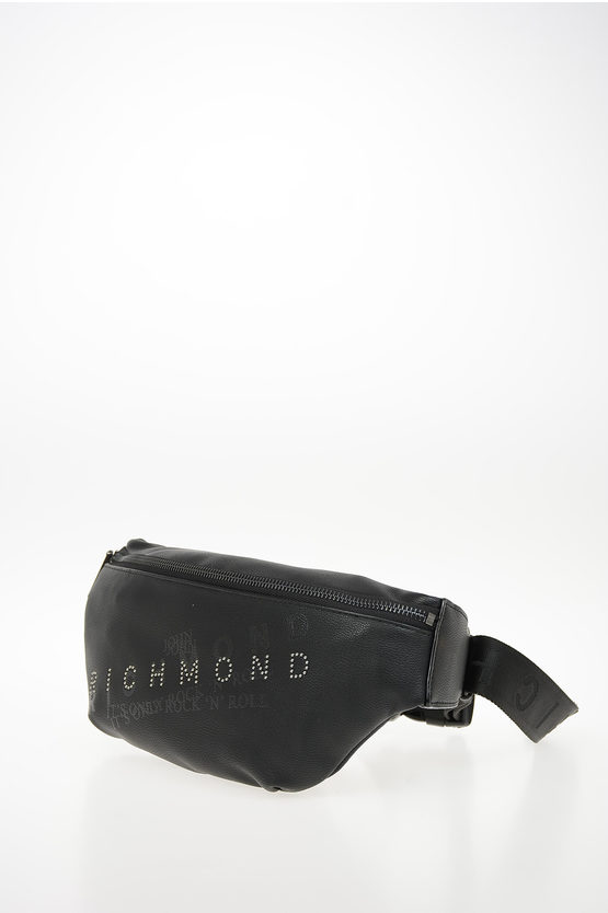 Faux Leather Printed Studded CAMERUN Fanny Pack