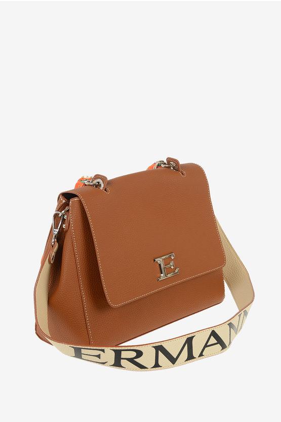 Faux Leather SMALL FLAP EBA Bag