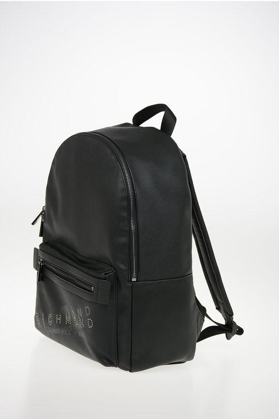 Faux Leather Studded BOLIVAR Back Pack