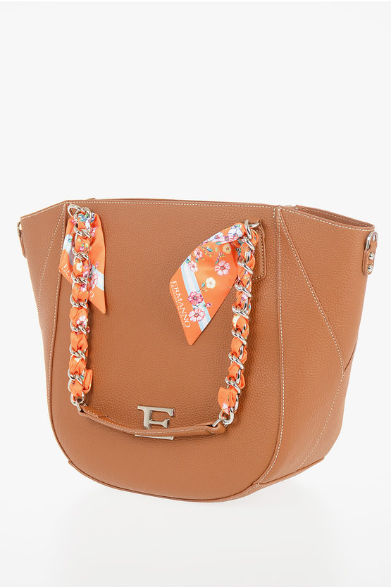 Faux Leather TOTE EBA SUMMER Bag