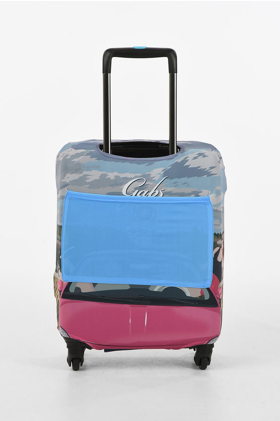 FIAT AND 500 Printed SIENA Cabin Trolley Cover